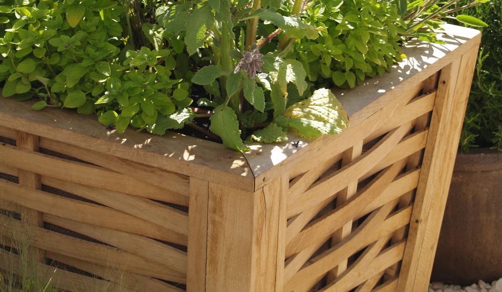 oak-planter