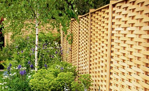 oak-fencing